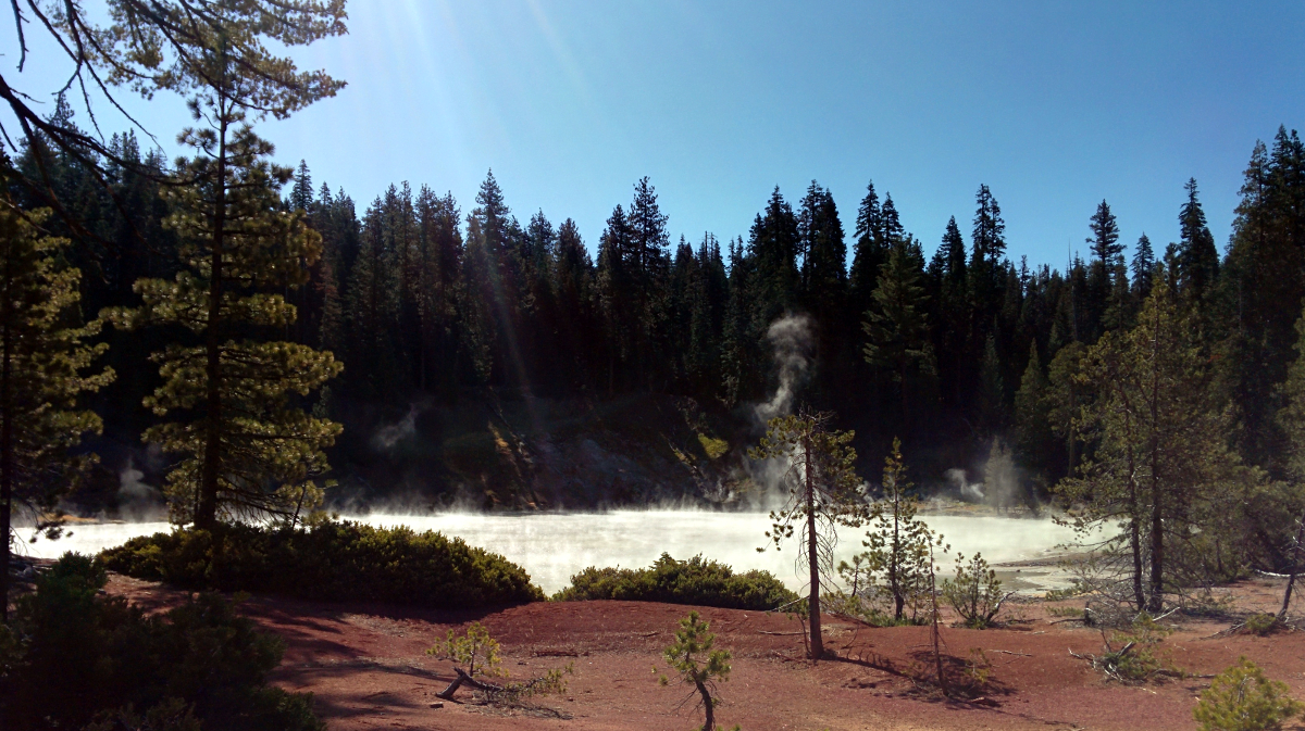 Image of Boiling Springs Lake
